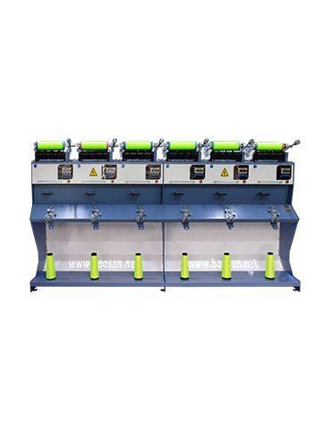 آلة لف خيوط AKTR 6 – 10 انش