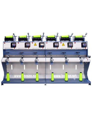 Оборудование для перемотки пряжи с системой смазки AKTR 6