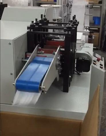 Maske Gövdesi Hazırlama Makinası ST1900