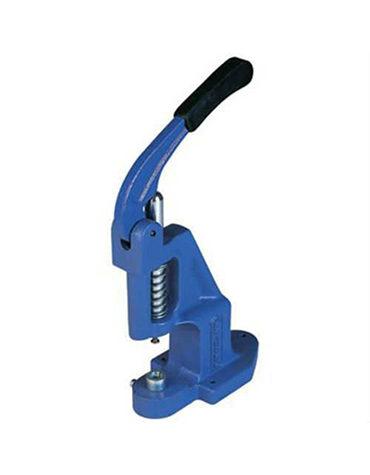 Çıtçıt Kuşgözü Düğme Çakma Makinası (Tulumba El Presi) (Orta Boy Delme Çakım Çıtçıt Makinesi)