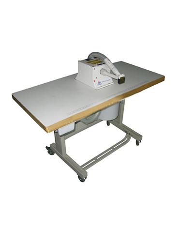 Fan Sistemli Vakumlu İplik Temizleme Makinası (Tablalı)