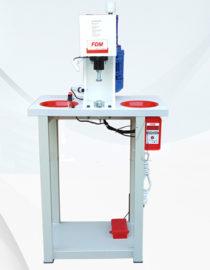 Fdm Motorlu Çıtçıt Çakma Makinası (Döküm Gövde) (380 V)
