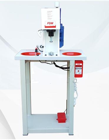 Fdm Motorlu Çıtçıt Çakma Makinası (Saç Gövde - Ekonomik Model)