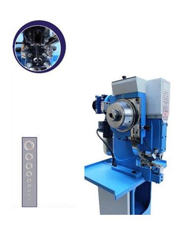 Fdm Otomatik Pullu Kuşgözü Çakma Makinası