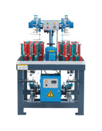 High speed round rope braiding machine XH90-16-4