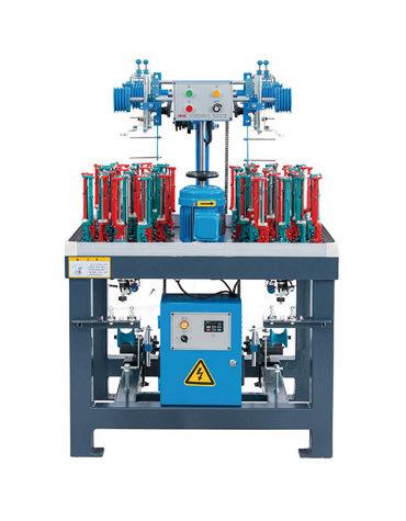High speed round rope braiding machine XH90-16-4