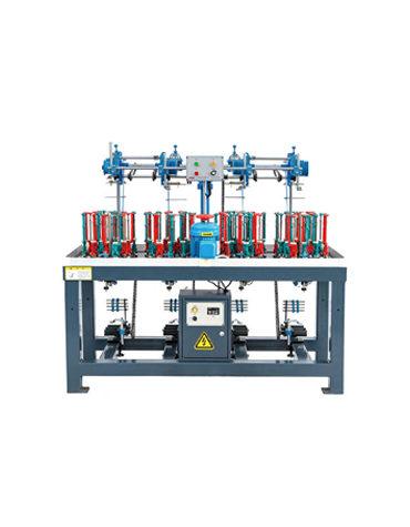 High speed round rope braiding machine XH90-16-4C