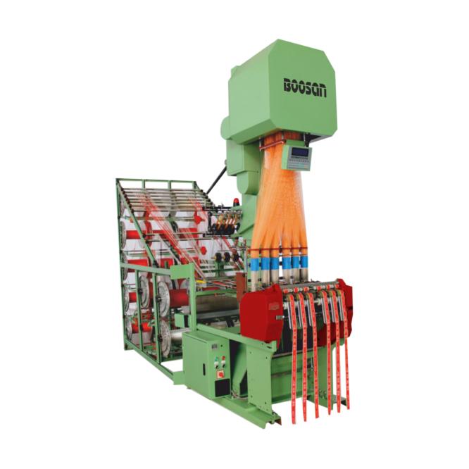 Jacquard needle loom JYNFJ 6-50