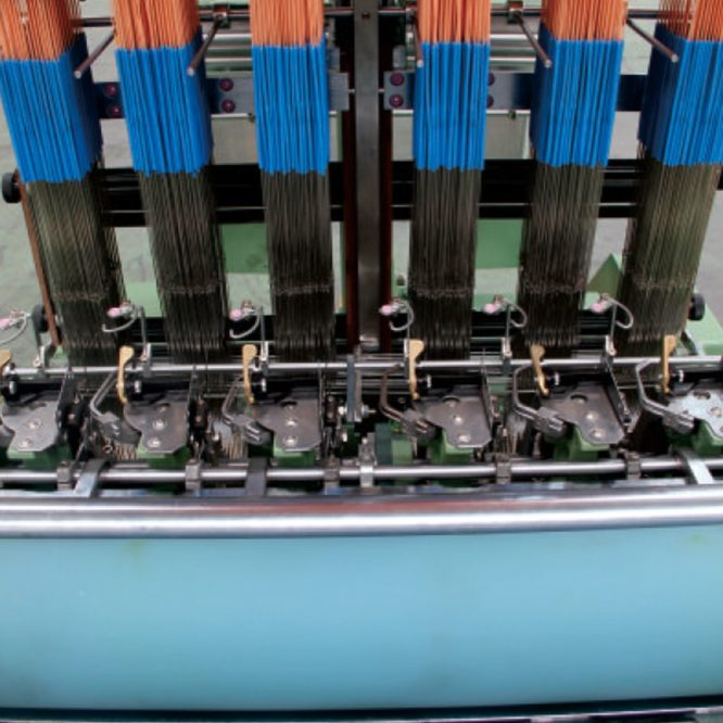 Boosan Jacquard needle loom JYNFJ-6-42-320