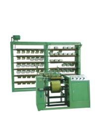 Spandex Warping Machine (Neatening Machine) - JYW400-APS