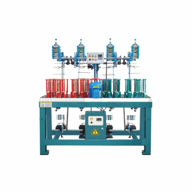 High Speed Flat Belt Braiding Machine - XH80-17-4