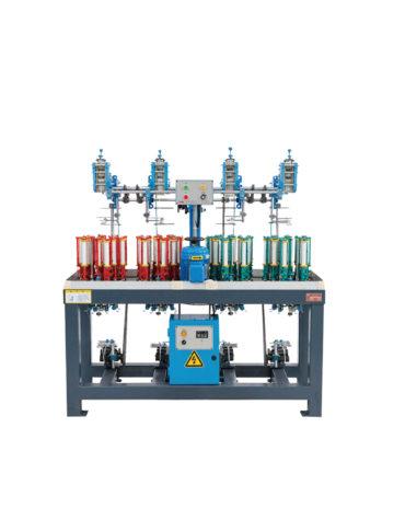 Yüksek Hızlı Düz Kayış Örme Makinesi - XH80-17-4