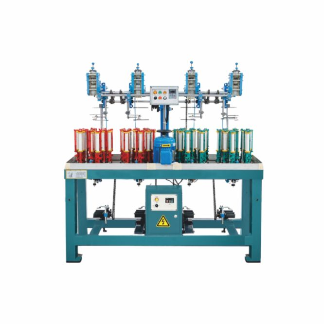 High Speed Flat Belt Braiding Machine - XH90-13-8