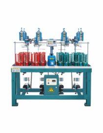 High Speed Flat Belt Braiding Machine - XH90-17-4