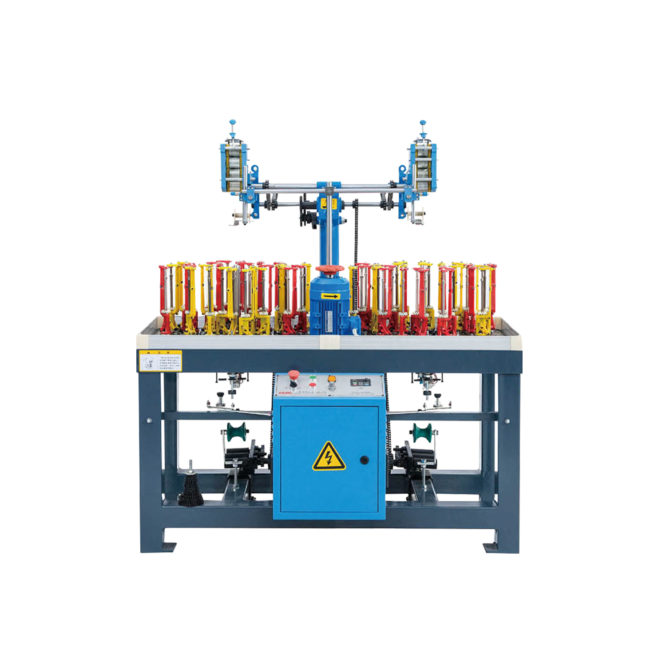 High Speed Special Braiding Machine - XH90-26-2