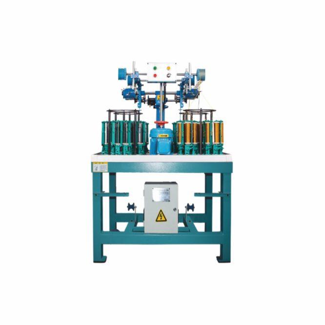 High Speed Twisted Rope Braiding Machine - XH90-3-4