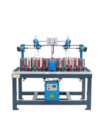 High Speed Round Rope Braiding Machine - XH90-40-2