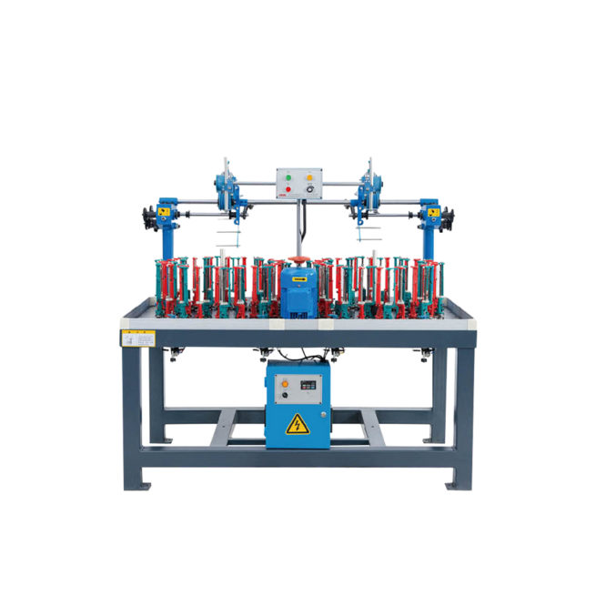 Yüsek Hızlı Yuvarlak Halat Örme Makinesi - XH90-40-2