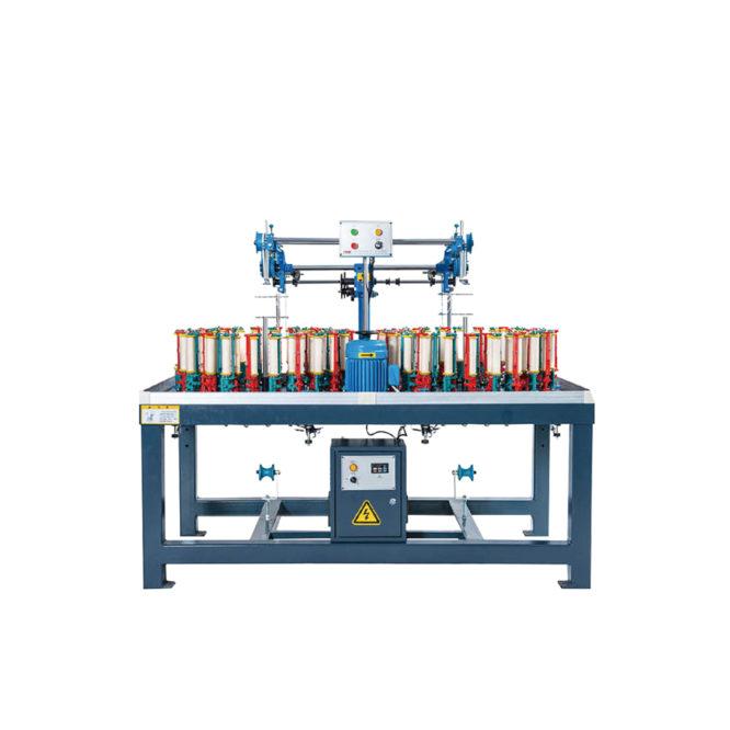 Yüsek Hızlı Yuvarlak Halat Örme Makinesi - XH90-48-2