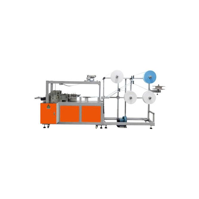 Otomatik Kulak Lastikli Koruyucu Maske Makinesi (İkisi Bir Arada) - YX-MS-FA