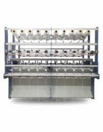 Multi-needle rubber knitting machine LSOR-01