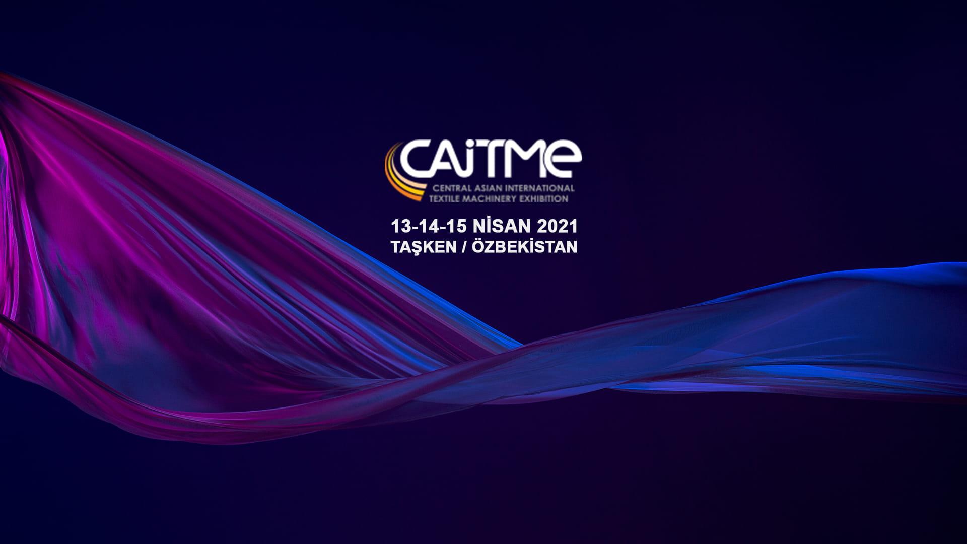 CAITME 2021 13-14-15 Nisan 2021 Taşken / Özbekistan